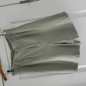 Two Twenty Vintage silk shorts!